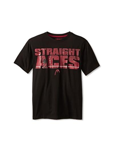 Head Men's Straight Aces Tee