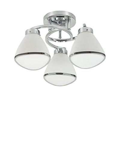 Light&Design Lámpara De Techo Java Blanco
