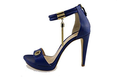 LIU JO 36 EU sandali donna blu pelle AH779