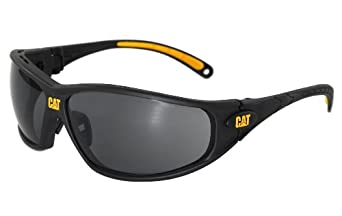 CAT Caterpillar Workwear Tread Smoke Work Safety Glasses Sunglasses Shades Ideal For Cycling MTB
