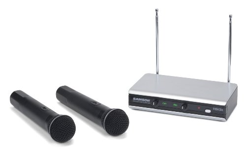 Samson Swv266Sht6U-611 Handheld Wireless Microphone