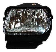 TYC 19-5537-90 Chevrolet Silverado Passenger Side Replacement Fog Light