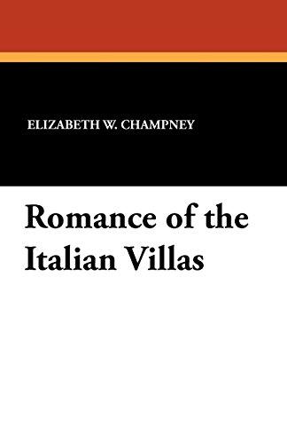 Romance of the Italian Villas