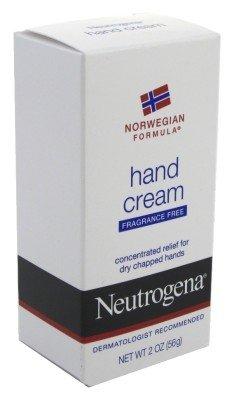 Neutrogena Norwegian Formula Hand Cream, Fragrance-Free, 2 Ounce