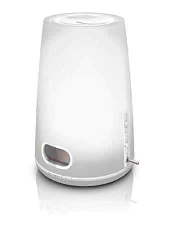 Philips Wake Up Lights: Hf3470 $54.99
