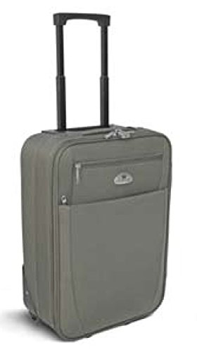 kinston-valise-trolley-cabine-agree-low-cost-unique-gris