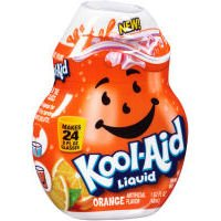 Kool-Aid Liquid Drink Mix - Orange 1.62oz (Pack of 4)