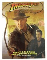 Indiana Jones and the Kingdom of the Crystal Skull - Giant Coloring and Activity Book