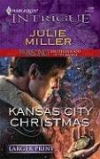 Kansas City Christmas (Larger Print Harlequin Intrigue)