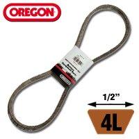 Oregon 75-803 Replacement Belt For John Deere M154621, 1/2-Inch X 144-1/4-Inch