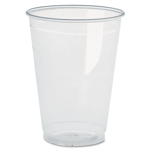 Boardwalk Clear Plastic PETE Cups, 16 oz - Includes ten bags of 70 cups each.