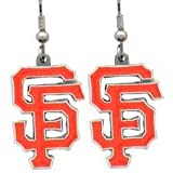 San Francisco Giants - MLB Team Logo Dangler Earrings