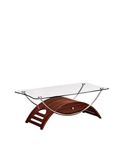 Luxury Home Coffee Table, Mahogany