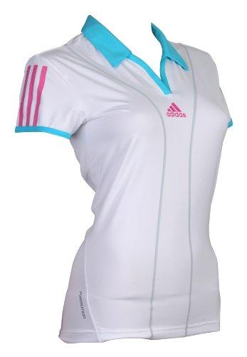 Adidas Barricade Cap Polo Womens Polo Shirts