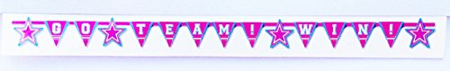 Cheerleader Party Banner Party Supply by Hallmark (Cheerleader Party Supplies compare prices)
