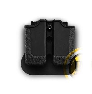 Double Magazine Pouch Fits Glock 17/19/22/23/26/27/31/32/33/34/35/37/38/39 (Glock 35 Magazine compare prices)