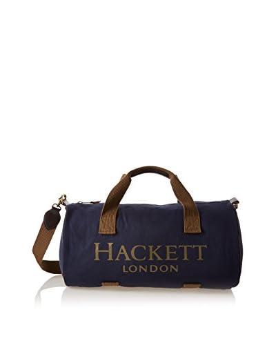Hackett London Weekender Kit Duffle [Blu Scuro]