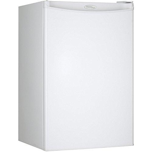 Danby Designer DCR044A2WDD Compact Refrigerator,  4.4-Cubic Feet, White (Interior Designer Glass Doors compare prices)
