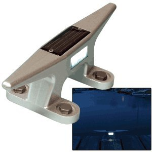DOCK EDGE SOLAR 8 ALUMINUM DOCK CLEAT Item Category: Boat Outfitting (Sold Per )
