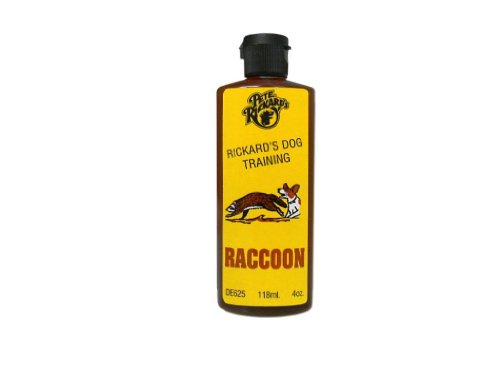 Learn More About Pete Rickard's Raccoon Dog Training Scent, 4-Ounce