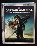 Captain America: The Winter Soldier - Exclusive Bucky Sleeve (Blu-Ray 3D + Blu Ray + Digital HD Digital Copy)