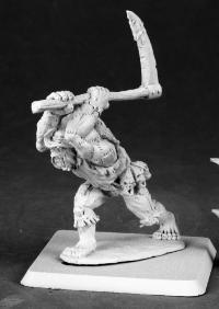 The Scarecrow Flesh Golem Pathfinder Series Miniatures - 1