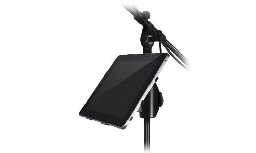 Ik Multimedia Iklip Universal Microphone Stand Adaptor For Ipad front-422161