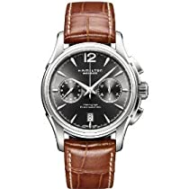 Hamilton Swiss Made Jazzmaster Automatic Chronograph for Him 60h Power Reserve