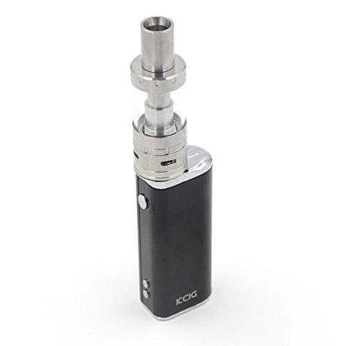 KCIG-Vape-Kit-E-Cigarette-30W-LCD-Display-Starter-Set-E-shisha