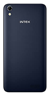 Intex Aqua Q3 (Blue)