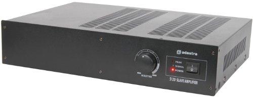 "Tc124- High Power Slave Amplifier 8 Ohms 100V Line Output 19"" Rack Mountable front-461948"