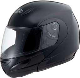 Gmax Gm44 Full Face Street Helmet Flip Black Xs - 72-5040Xs