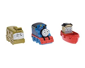 Thomas The Train: Bath Buddies Fun Pack