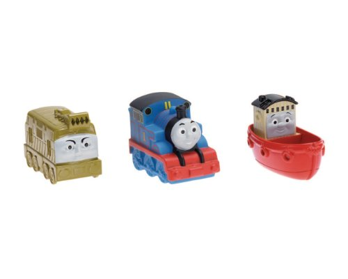 Fisher-Price My First Thomas the Train Bath Buddies