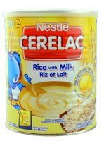 Nestle Cerelac Infant Cereal With Milk My 1St Cereal Rice -- 14 Oz front-1003540