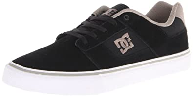DC Shoes Bridge M Shoe Bt0, Chaussures de skateboard homme - Noir (Black/Tan), 40 EU
