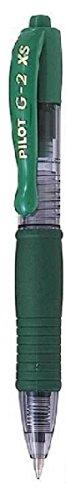 PILOT Gel-Tintenroller G2 XS7 PIXIE, Strichfarbe: grün