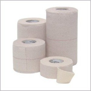 Elastikon Elastic Tape 1 In X 5 Yds (Stretched) Each Roll front-642654
