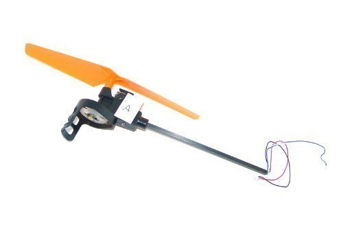 efaso-Ersatzteile-Quadrocopter-UFO-Intruder-14-Ausleger-mit-Motor-A-rechtsdrehend-orange-Neue-Version-auch-passend-fr-Revell-Control-23978-Sky-Spider-und-Amewi-25145