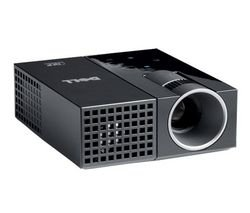 Dell M109s On-the-go DLP Projector - 50 ANSI lumens - SVGA 858 x 600 - Aspect Ratio 4 3 - Contrast Ratio 800 1 - Pocket-sized