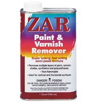 ZAR 40012 Paint and Varnish Remover