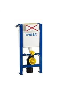 WCVorwandelement WISA XT kurze Bauhöhe BH 83 cm Bedienung von oben oder von vorne  BaumarktÜberprüfung und weitere Informationen