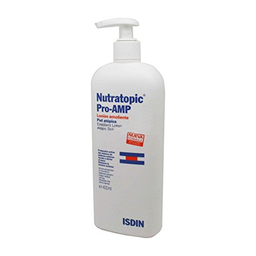 Isdin Nutratopic Pro-amp Emollient Lotion 400ml
