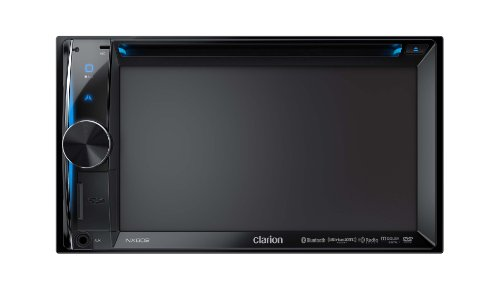 Clarion NX602 In-Dash Vehicle DVD Player (Discontinued by Manufacturer)