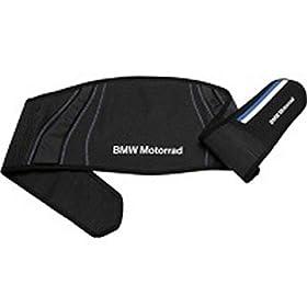 BMW Genuine Motorcycle Motorrad Kidney belt - Color: Black - Size: EU XL US XL