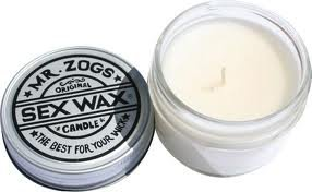 Sex Wax Candle Coconut Scented from Sex Wax