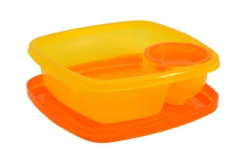 Marque Compac - Faites un plongeon 2Le Côté Orange Jaune