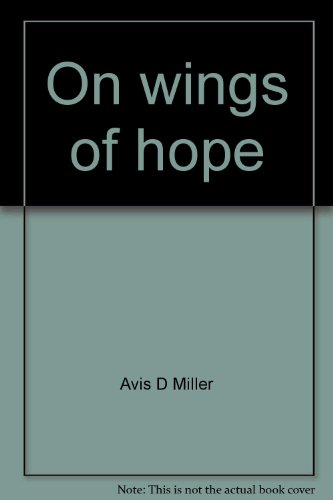 Title: On wings of hope Reflections on the high holy days