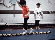 9' Rope Balance Trainer