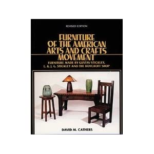 Furniture of the american arts and crafts movement for Arts and crafts furniture makers